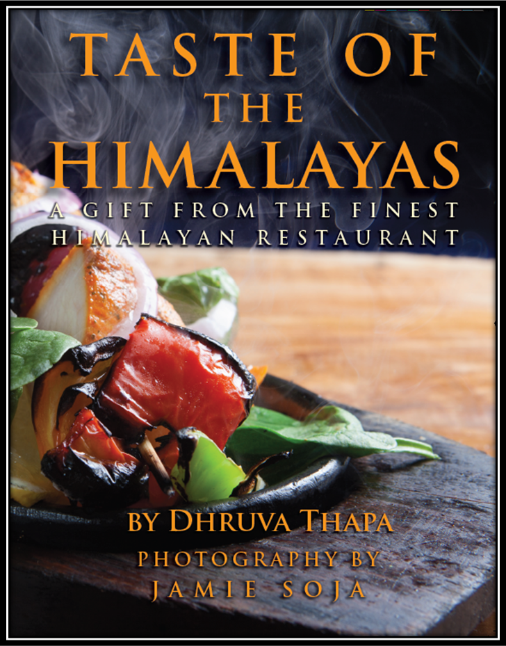 Dhruva thapa releases taste of the himalayas cookbook nepali bytes dhruva thapa releases taste of the himalayas cookbook posted by nepali bytes forumfinder Choice Image
