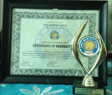 whitezone certificate